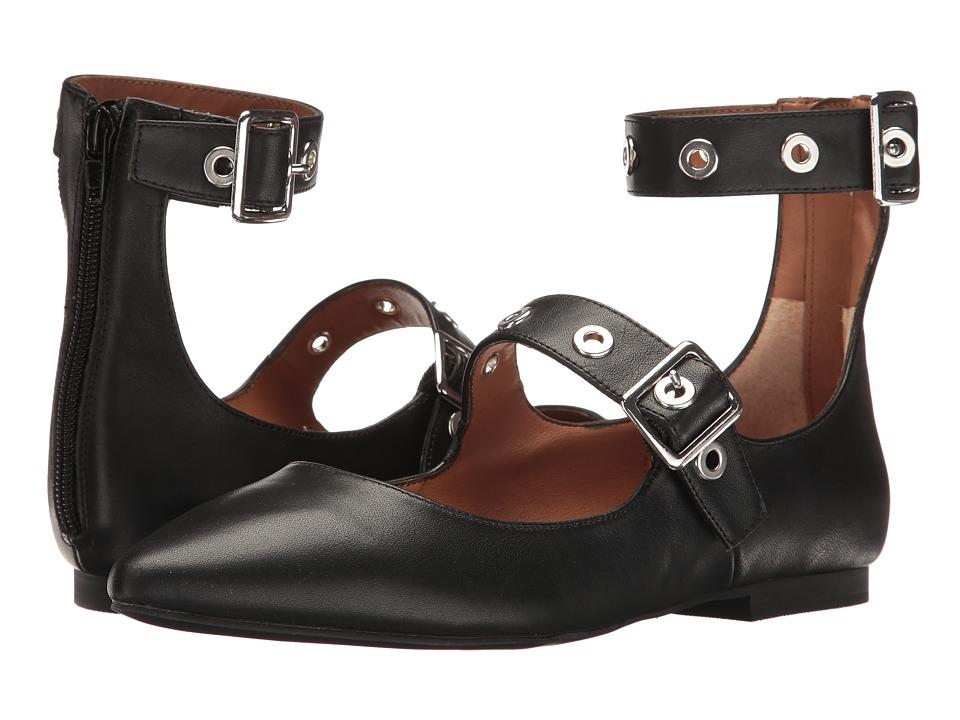 Steve Madden Iridessa Black Leather Shoes