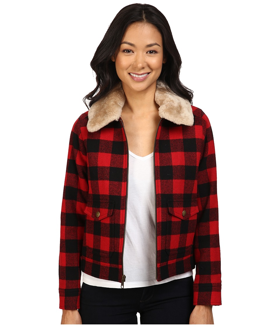 Pendleton - Petite Aurora Coat (Rob Roy Tartan) Women's Coat