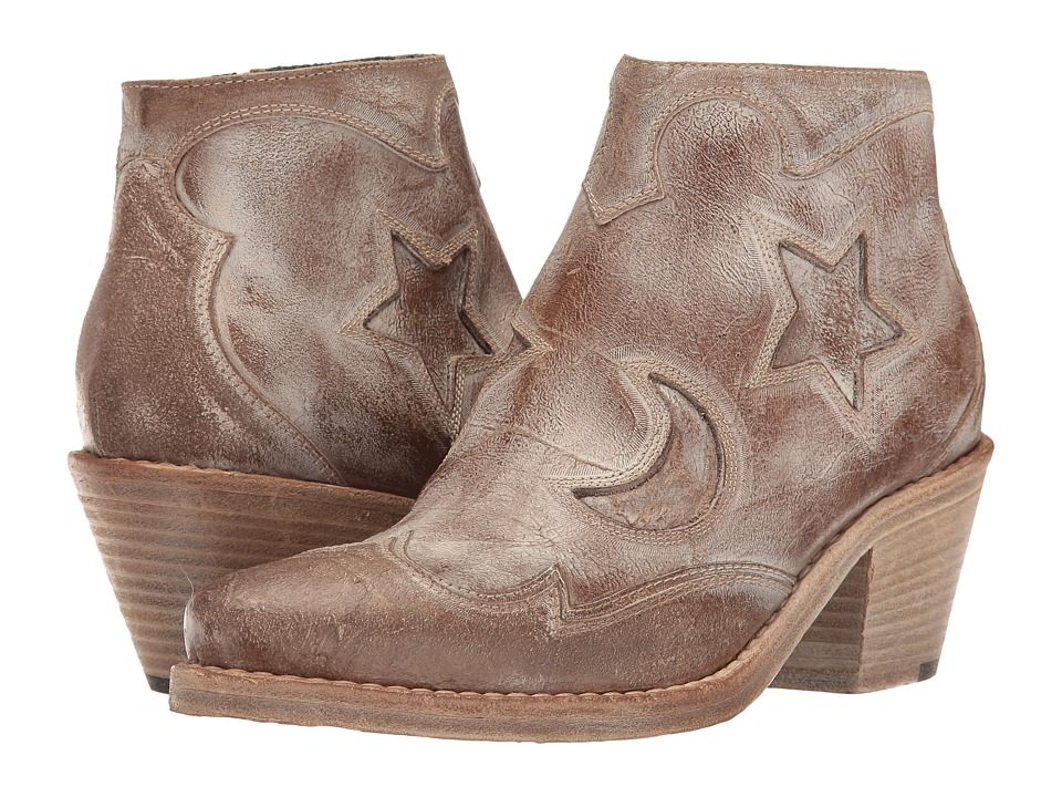 McQ - Solstice Zip Boot (Taupe) Women's Boots