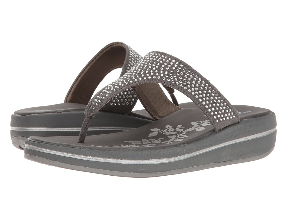 SKECHERS - Upgrades - Stones (Charcoal) Women's Shoes