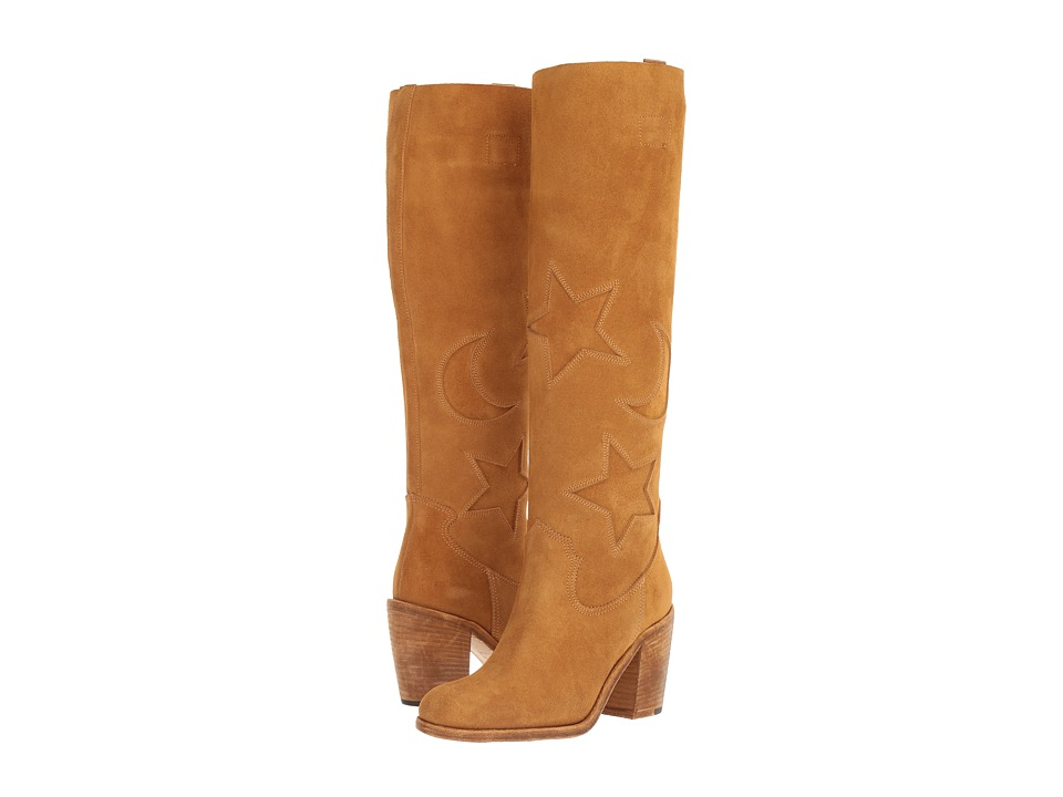 McQ - Reno Pull-On (Ochre) Women's Pull-on Boots