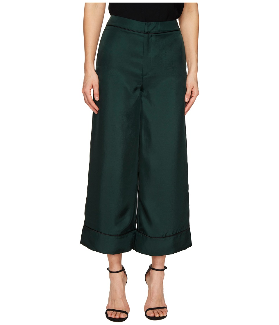 McQ - Pyjama Trousers (Evergreen) Women's Casual Pants