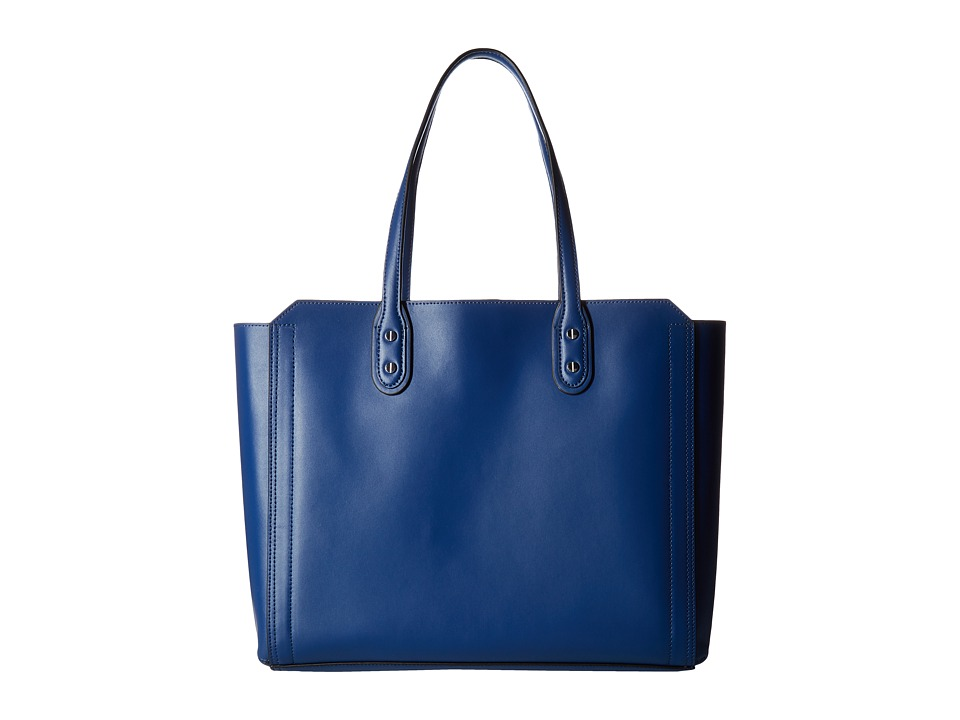 Ivanka Trump - Soho Solutions Work Tote with Battery Charging Pack (French Blue Core) Tote Handbags
