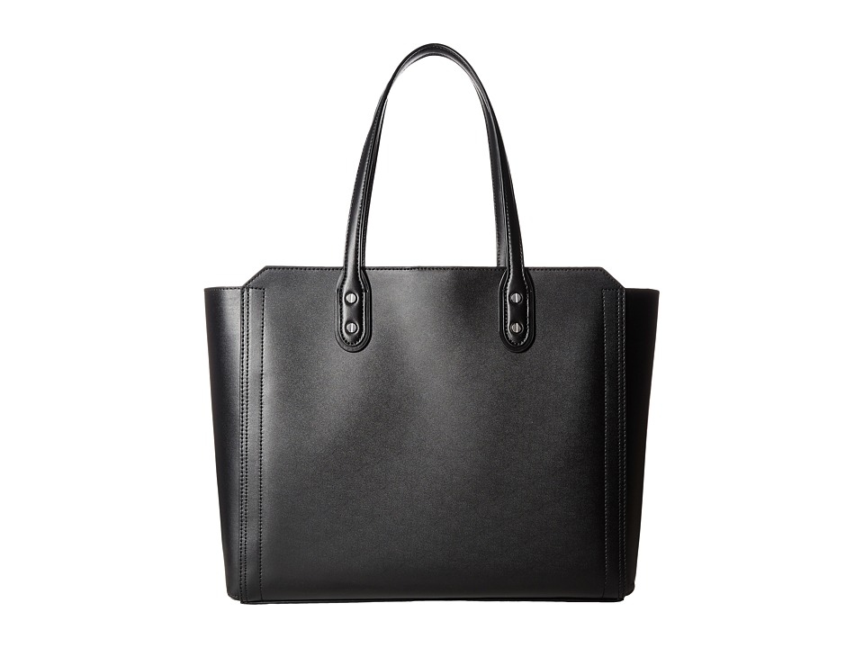 Ivanka Trump - Soho Solutions Work Tote with Battery Charging Pack (Black Core) Tote Handbags