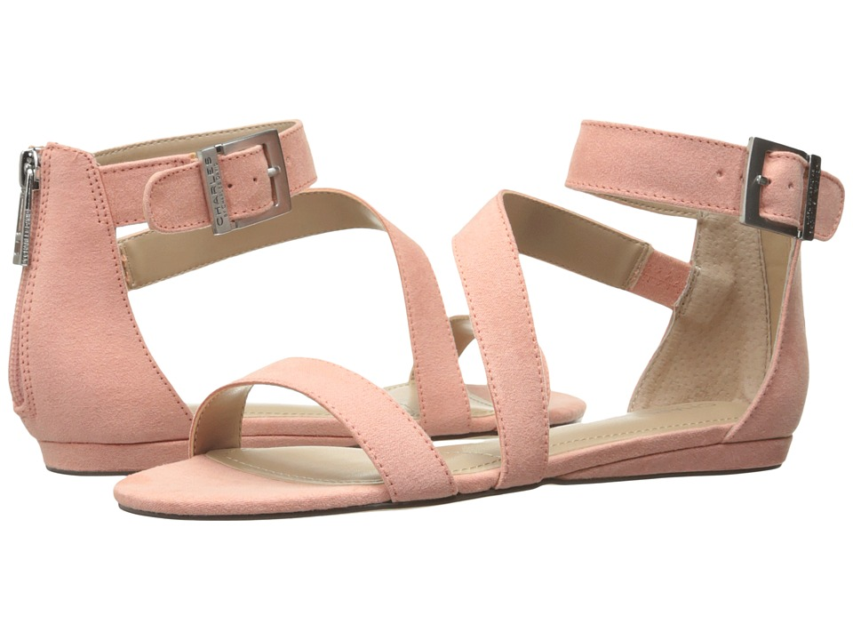 Charles by Charles David Melissa (Blush Microsuede) Women