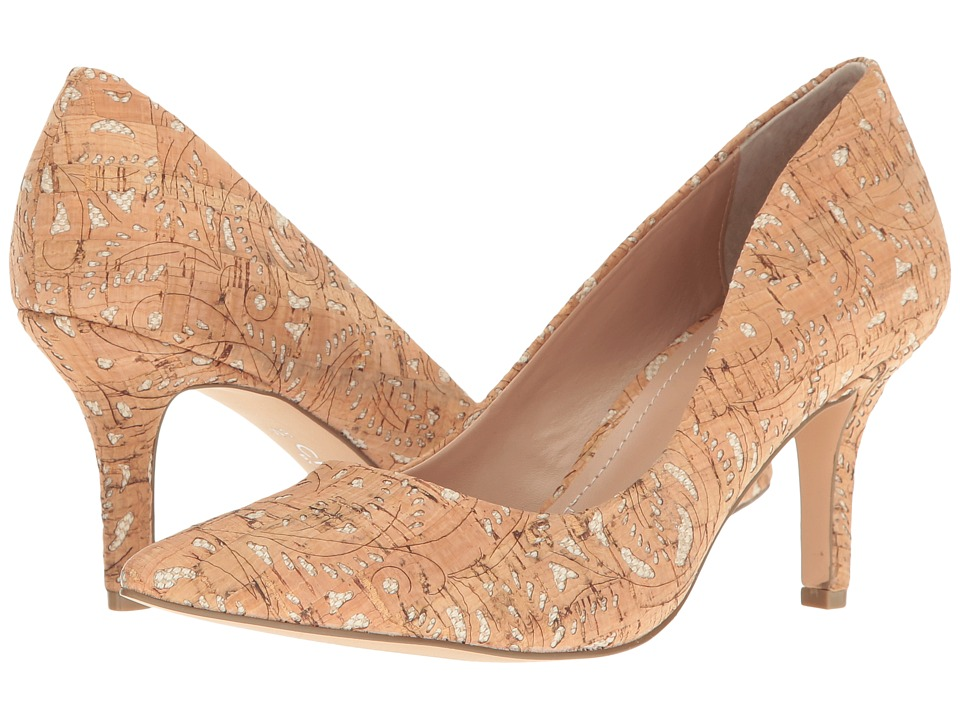 Charles by Charles David - Sasha (Natural Cutout Cork) High Heels