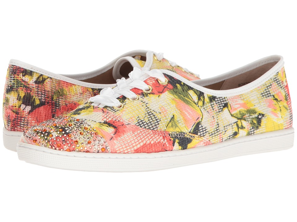 J. Renee - Schooner (Coral Multi) Women's Shoes
