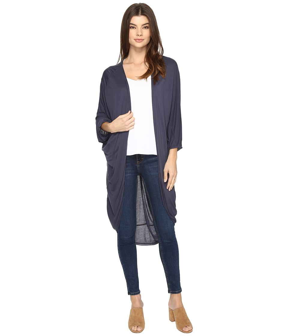 LAmade - Marianna Cardigan (Denim) Women's Sweater