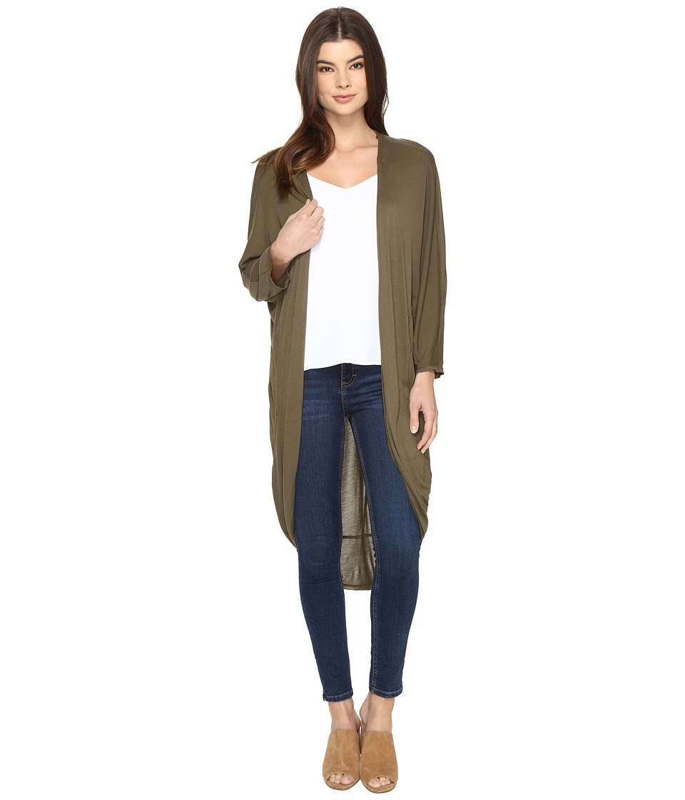 LAmade - Marianna Cardigan (Olive Night) Women's Sweater