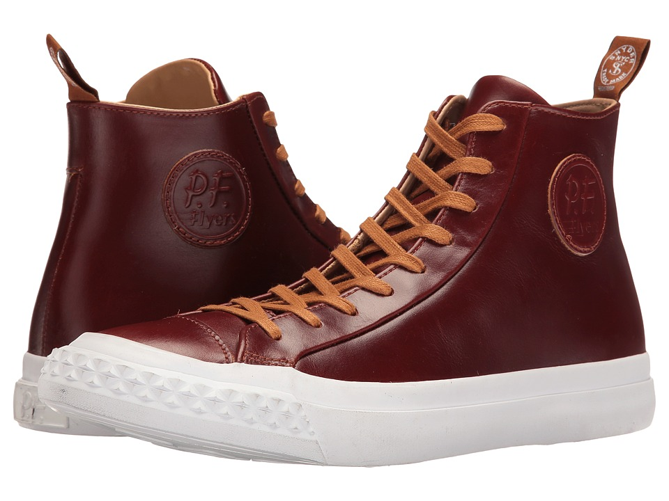 PF Flyers - Todd Snyder Rambler Hi (Glazed Ginger) Men's Classic Shoes