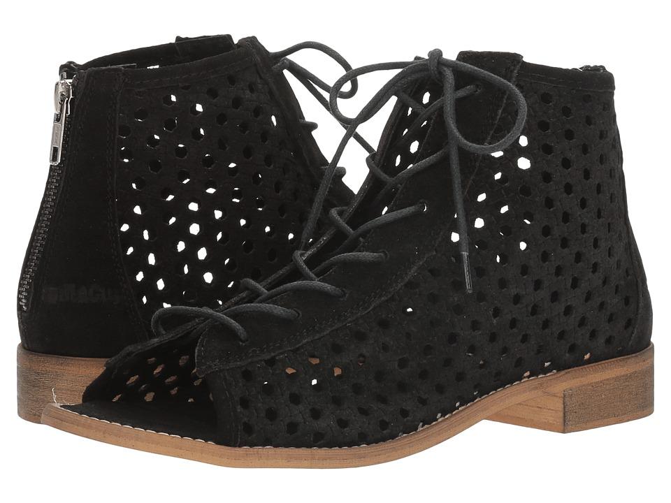 Coolway - Aiden (Black) Women's Sandals