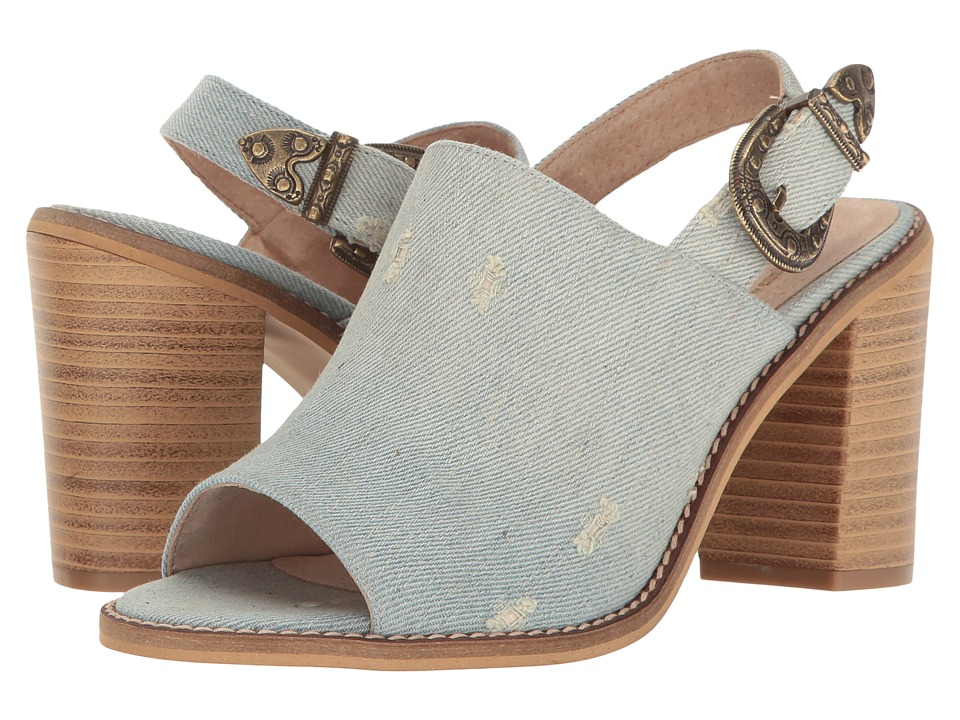 Coolway - Jadeen (Denim) Women's Sandals