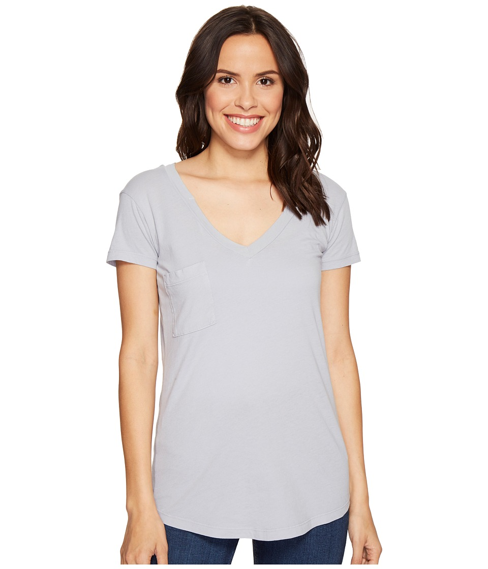 LAmade - V-Pocket Tee (Vespa) Women's Short Sleeve Pullover
