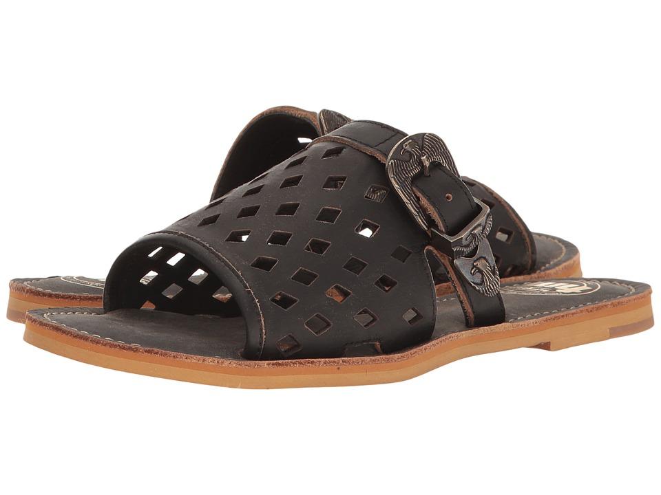 Coolway - Morea (Black) Women's Sandals
