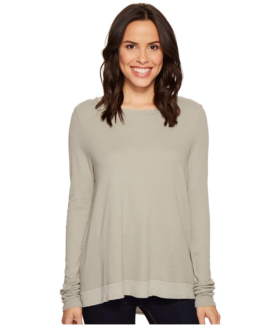 LAmade - Austin Crew Neck (Moon Mist) Women's Long Sleeve Pullover