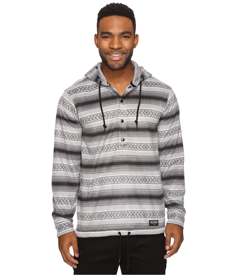 Billabong - Mission (Pewter) Men's Sweatshirt