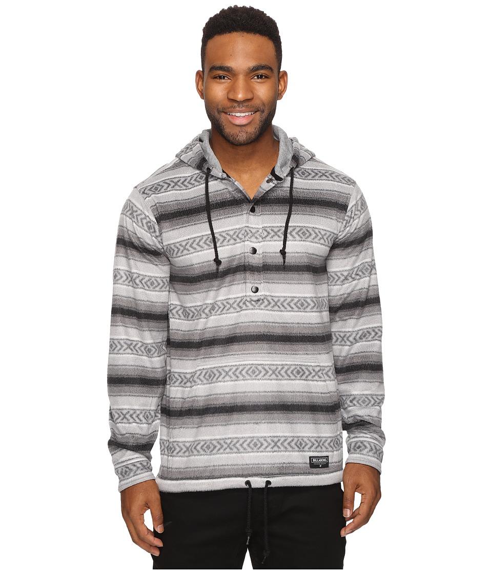 Billabong - Mission (Pewter) Men's Sweatshirt
