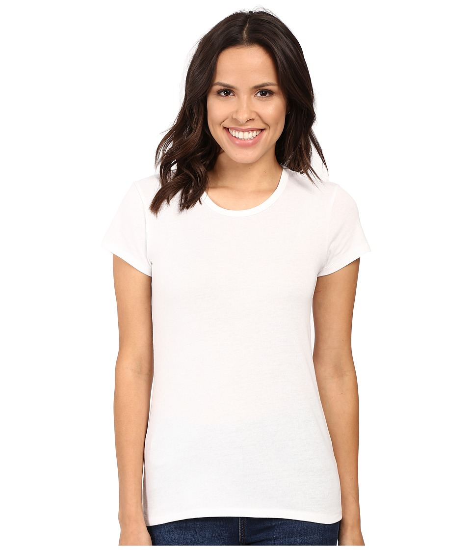 Alternative - Vintage 50/50 The Keepsake Top (White) Women's Clothing