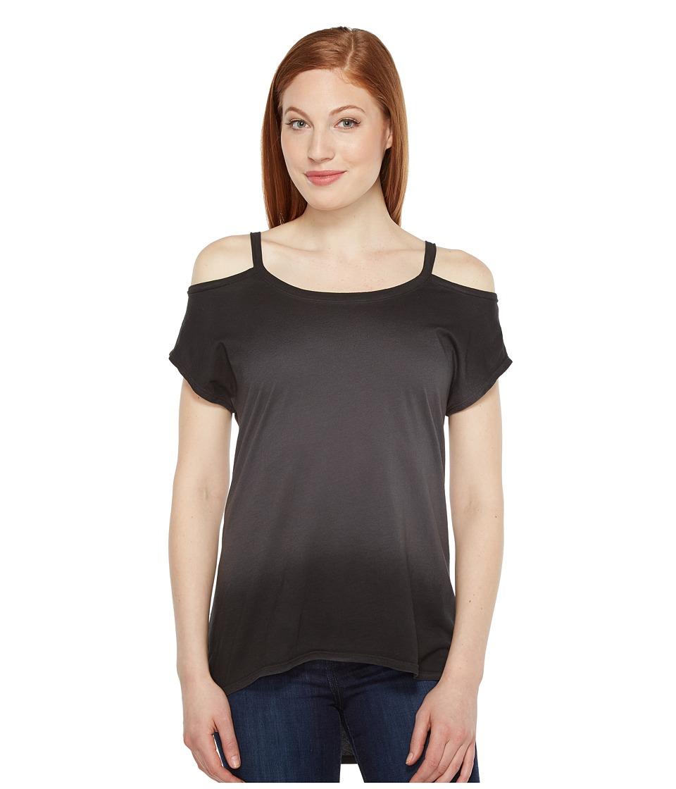LAmade - Lotus Tee (Raven) Women's T Shirt
