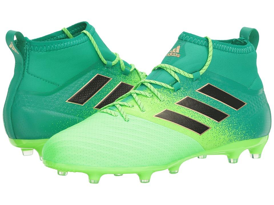 adidas Ace 17.2 Primemesh FG (Solar Green/Black/Core Green) Men