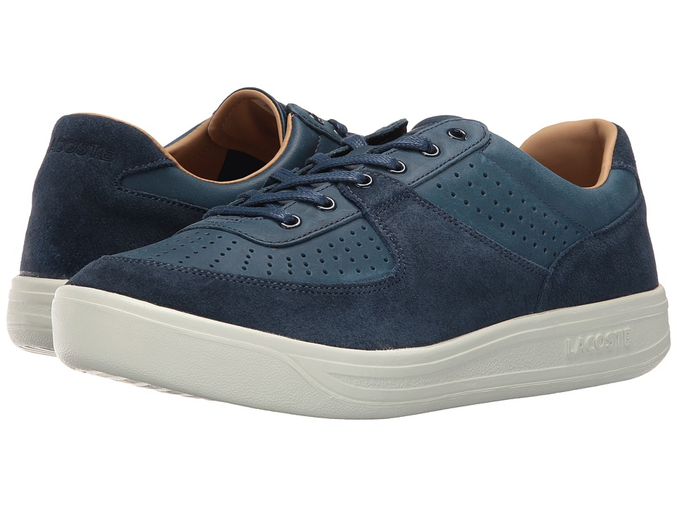 Lacoste - LS.12 SRM (Navy) Men's Shoes