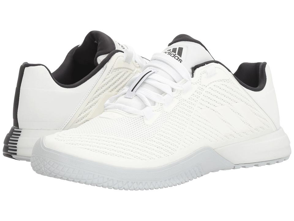 adidas CrazyPower TR (Footwear White/Core Black) Men