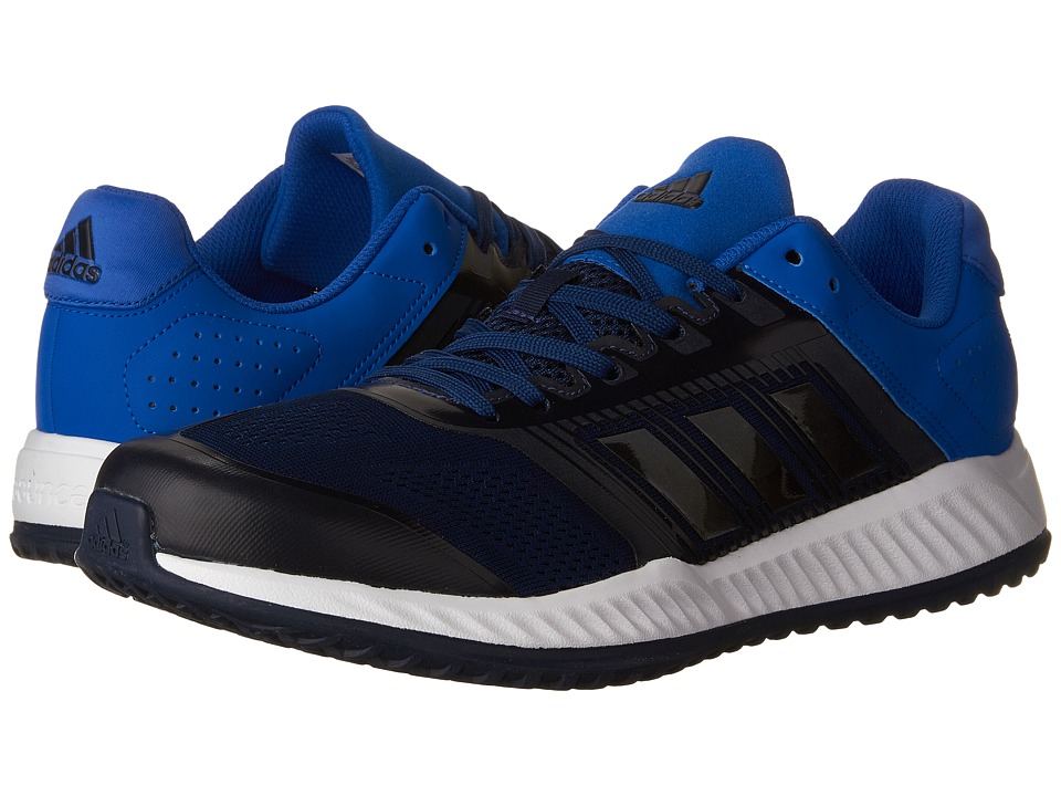 adidas - ZG Bounce (Mystery Blue/Night Navy/Blue) Men's Cross Training Shoes
