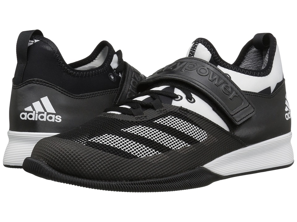 adidas - Crazy Power (Core Black/Footwear White) Men's Cross Training Shoes