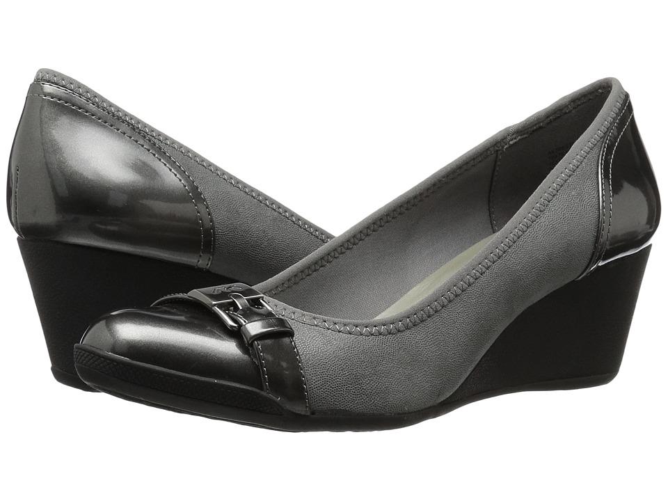 Anne Klein - Tresta (Dark Grey) Women's Shoes