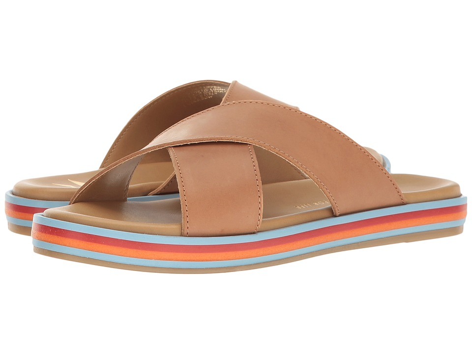 LFL by Lust For Life - Rainbow (Tan Leather) Women's Shoes