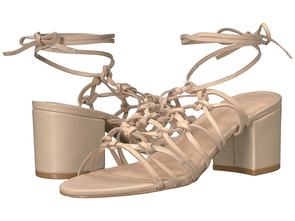 LFL by Lust For Life Simple (Nude Leather) High Heels
