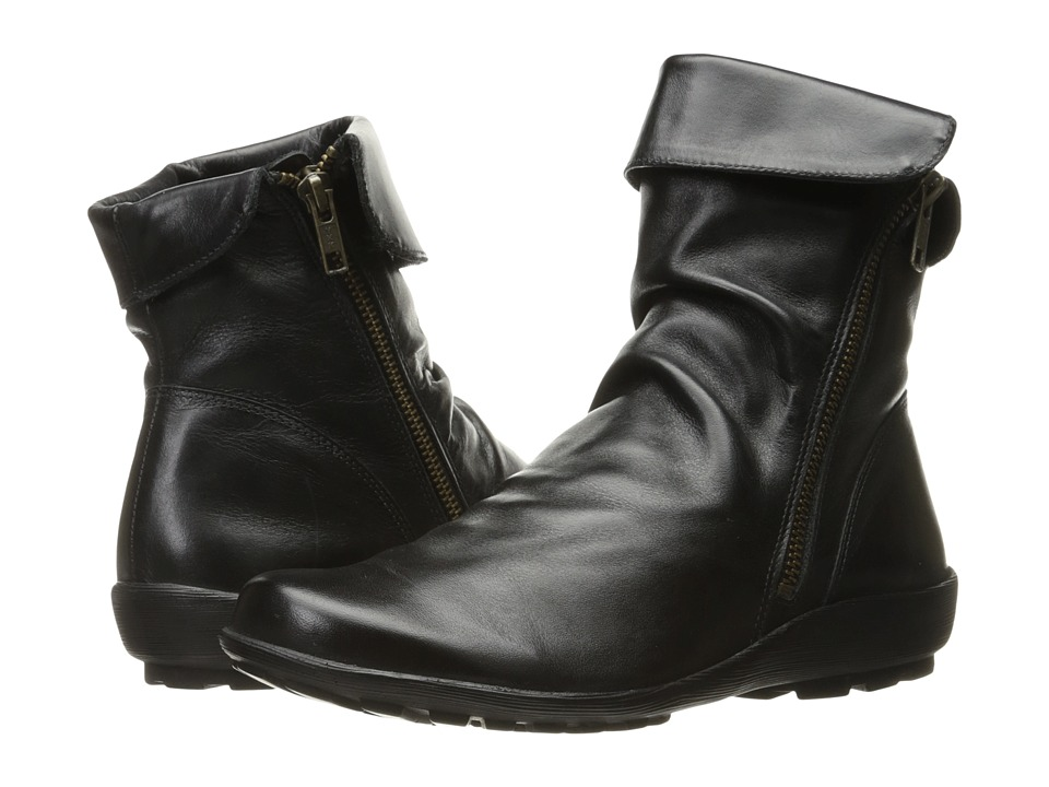 Walking Cradles Heist (Black Softee Leather) Women