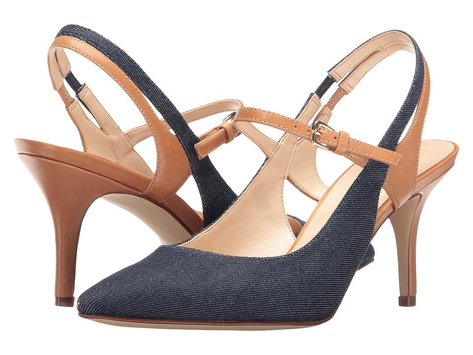 Nine West - Kelt (Blue/Medium Natural Denim) Women's Shoes