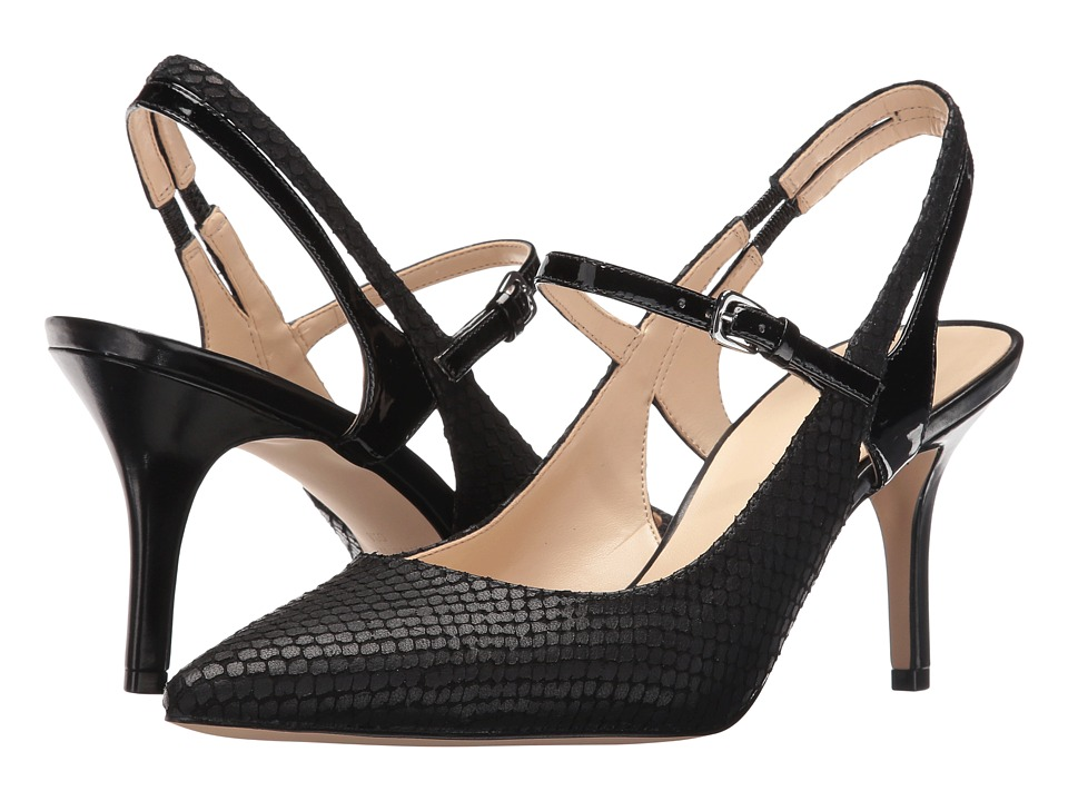 Nine West - Kelt (Black/Black) Women's Shoes