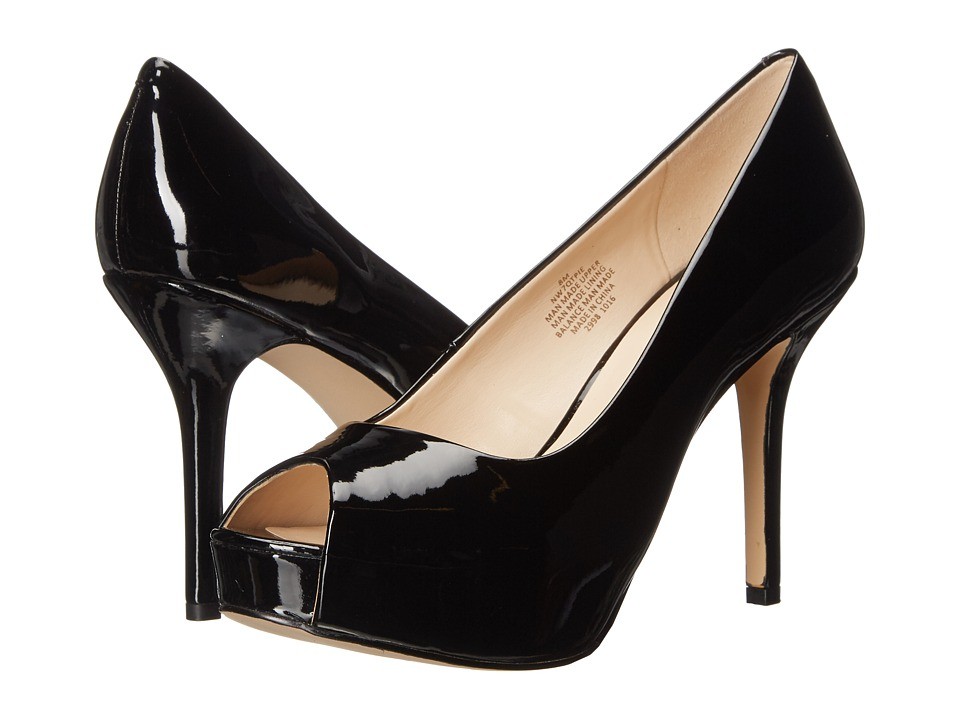 Nine West - Qtpie (Black Synthetic) Women's Shoes