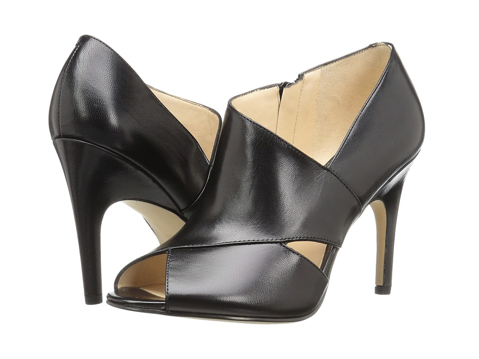 Nine West - Sheldon (Black Leather) Women's Shoes