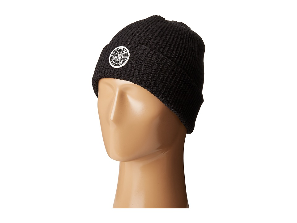 Obey - Icon Beanie (Black) Beanies