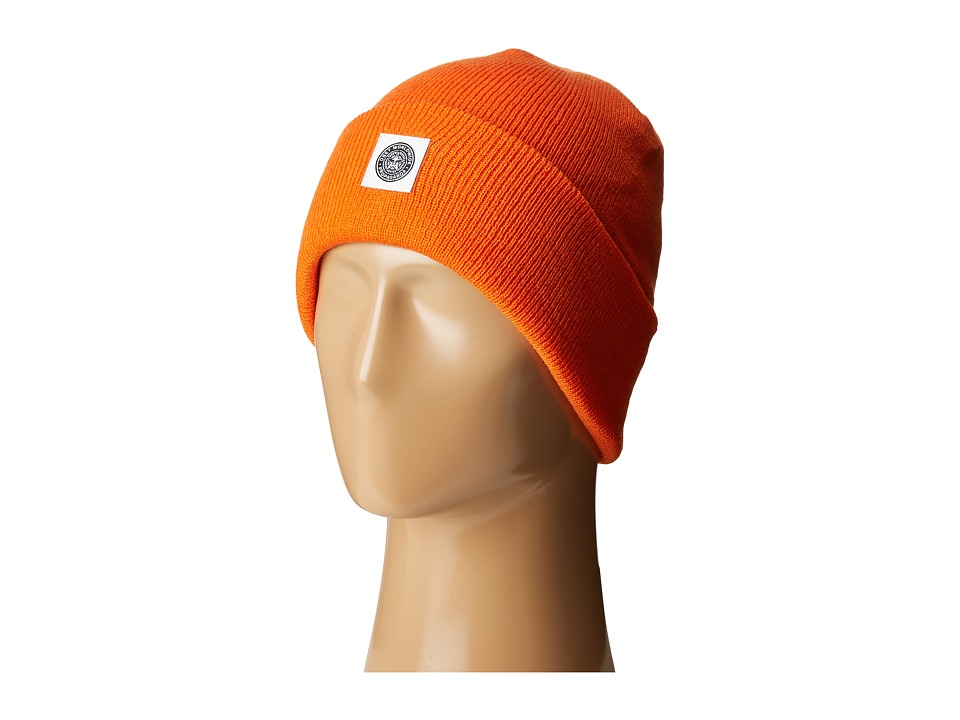 Obey - Downtown Beanie (Orange) Beanies