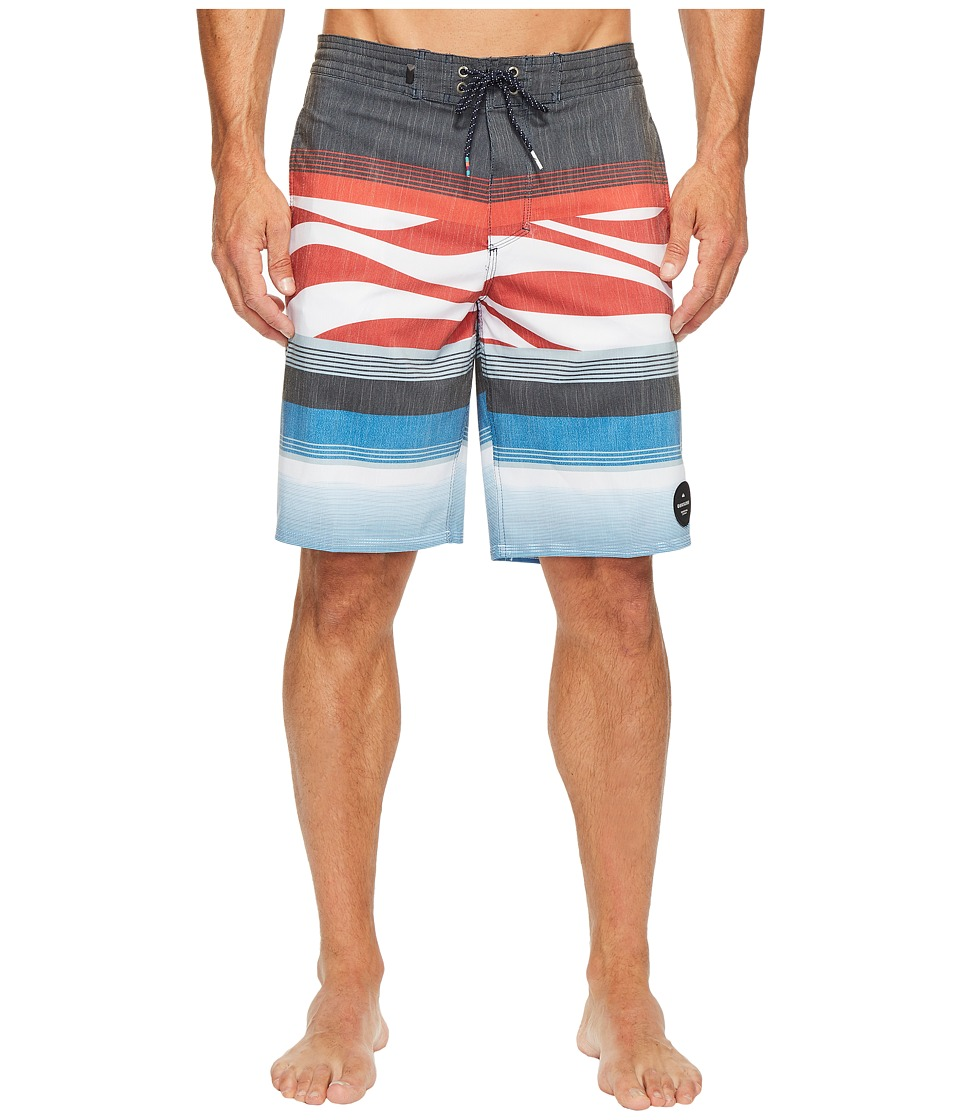 Quiksilver - Swell Vision 20 Beach Shorts (Imperial Blue) Men's Swimwear