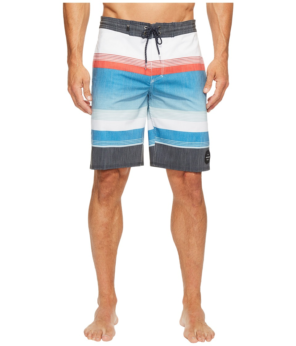 Quiksilver - Swell Vision 20 Beach Shorts (Estate Blue) Men's Swimwear