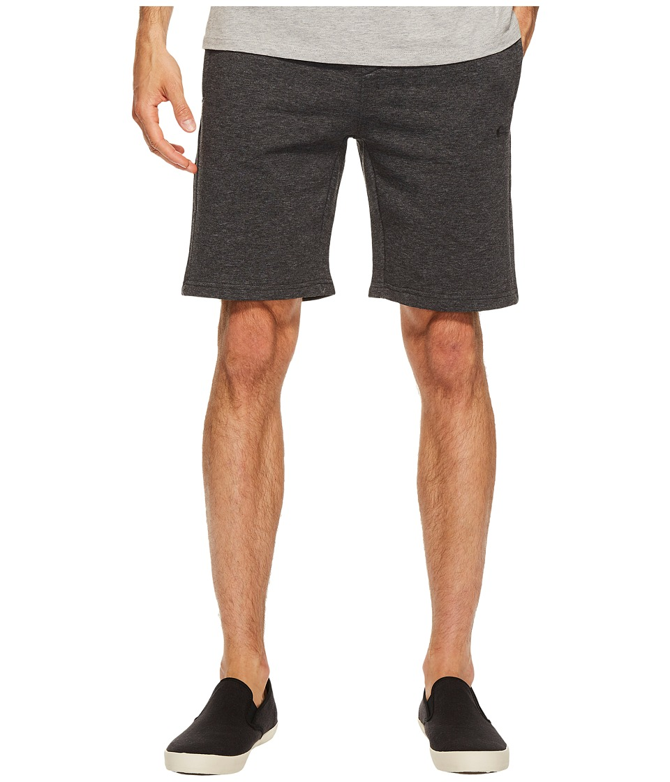 Quiksilver - Everyday Track Shorts (Dark Grey Heather) Men's Shorts