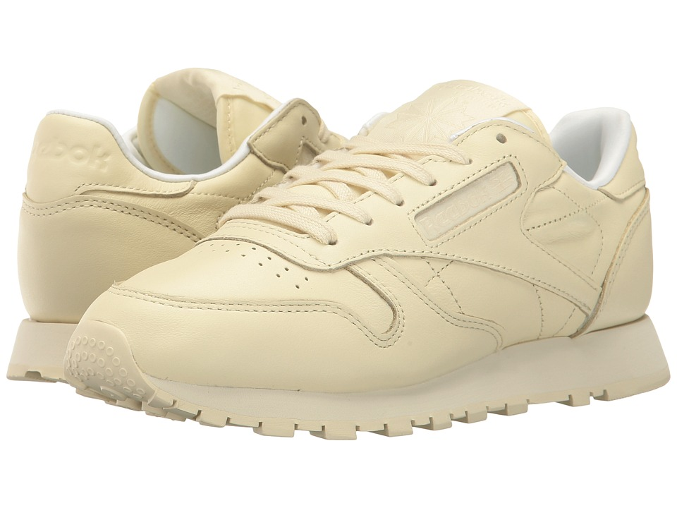 Reebok Lifestyle Classic Leather Pastels (Washed Yellow/White) Women