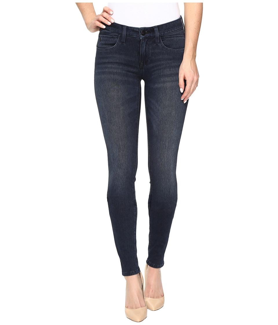 Mavi Jeans - Adriana Midrise Super Skinny in Deep Move (Deep Move) Women's Jeans