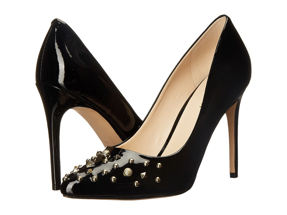 Nine West - Elenah (Black Synthetic) Women's Shoes