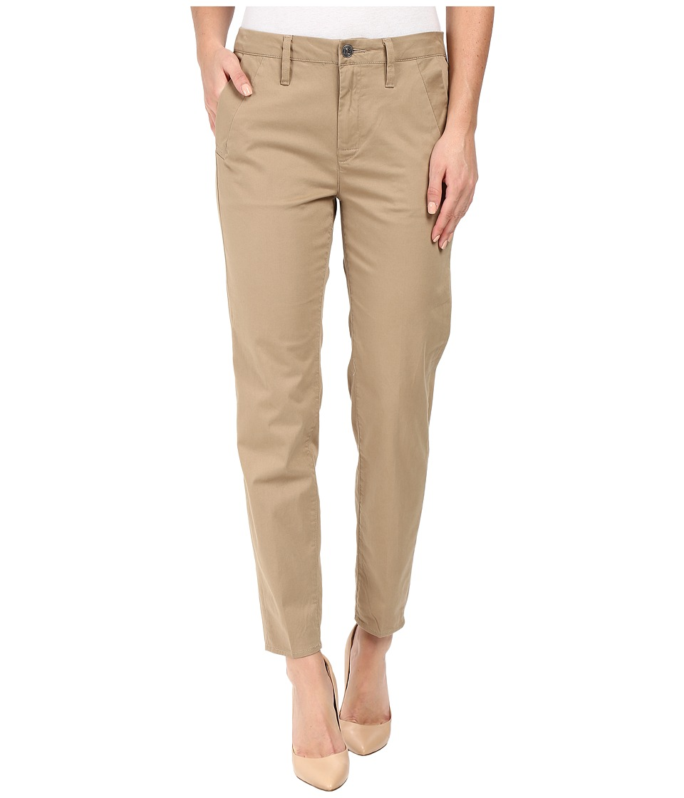 G-Star - Bronson Mid Skinny Chino Pants in King Stretch Button Sahara (King Stretch Button Sahara) Women's Casual Pants