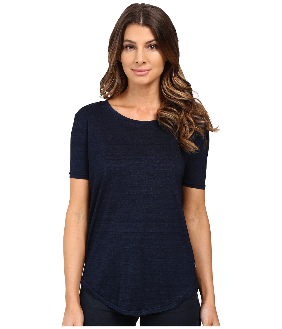 G-Star - Arloes Straight Round Neck Tee (Medium Aged) Women's T Shirt