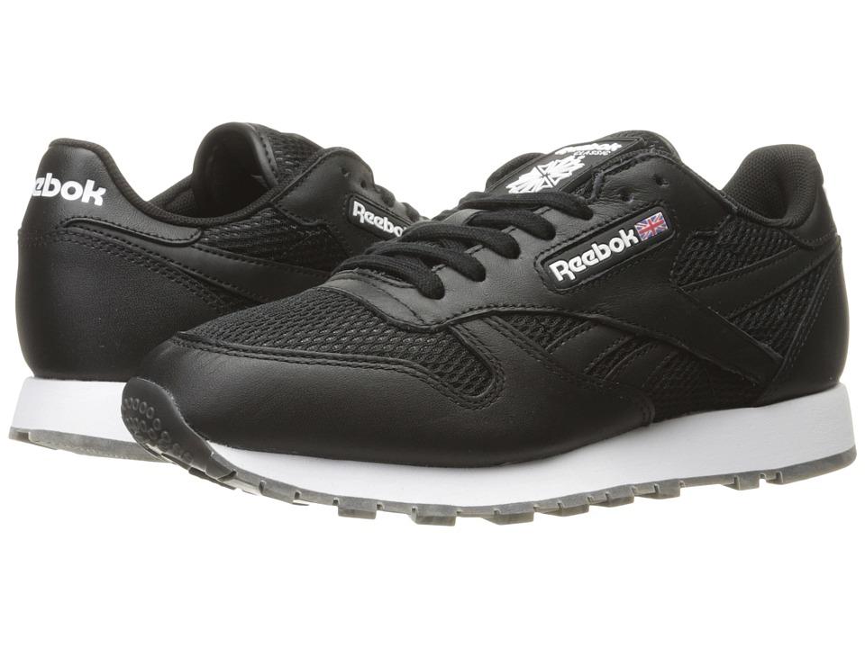 Reebok Lifestyle Classic Leather NM (Black/White/Coal/Gum) Men