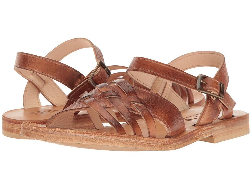Bed Stu - Senado (Cognac Rustic) Women's Shoes