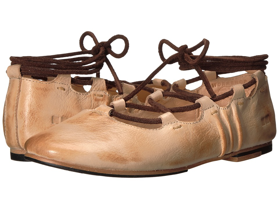 Bed Stu - Margot (Sand Rustic) Women's Shoes