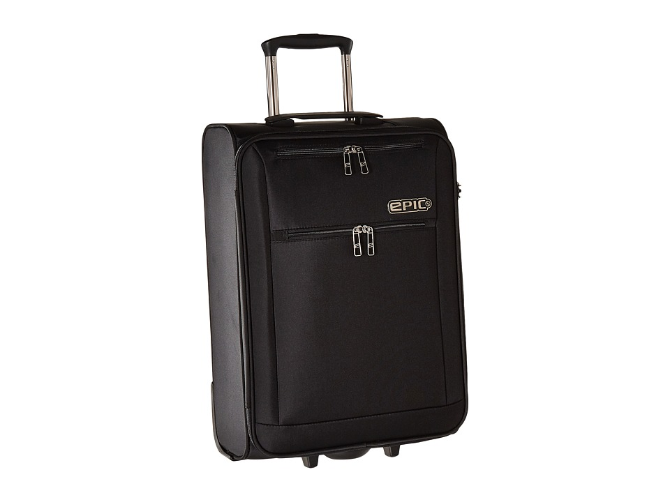EPIC Travelgear - Milligram 22 Trolley (Black) Luggage